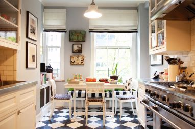 Kate Spade's stylish apartment