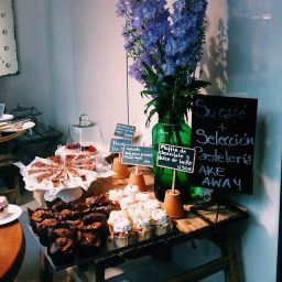 Cafe Jaime Beriestain Pau Claris 181